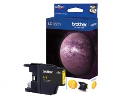 Brother LC1220Y Cartuccia inkjet giallo originale