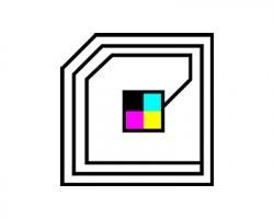 Konica Minolta Chip compatibile per rigenerazione developing unit CMYK senza cavetto