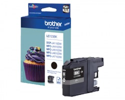 Brother LC123BK Cartuccia inkjet nero originale