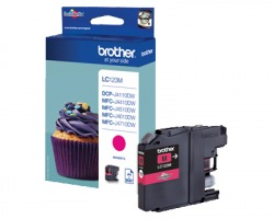 Brother LC123M Cartuccia inkjet magenta originale