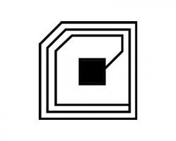 Lexmark chip compatibile per rigenerazione drum nero 50F0Z00