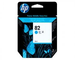 HP C4911A Cartuccia inkjet ciano originale (82) (ml. 69)