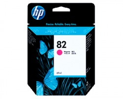 HP C4912A Cartuccia inkjet magenta originale (82) (ml. 69)