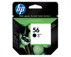 HP C6656AE Cartuccia inkjet nero originale (56)