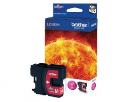 Brother LC980M Cartuccia inkjet magenta originale