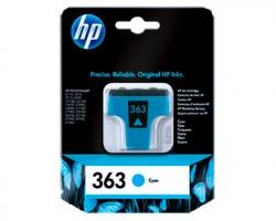 HP C8771EE Cartuccia inkjet ciano originale (363)