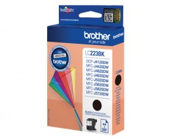 Brother LC223BK Cartuccia inkjet nero originale 550 pagine