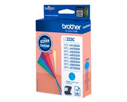 Brother LC223C Cartuccia inkjet ciano originale 550 pagine