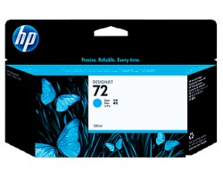HP C9371A Cartuccia inkjet ciano originale (72) alta capacità