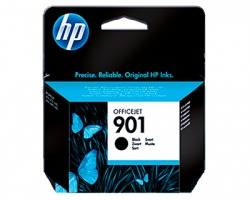 HP CC653AE Cartuccia inkjet nero originale (901)
