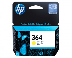 HP CB320EE Cartuccia inkjet giallo originale (364)