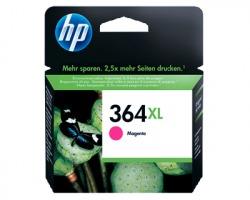 HP CB324EE Cartuccia inkjet magenta originale alta capacità (364XL)