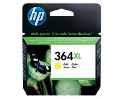 HP CB325EE Cartuccia inkjet giallo originale alta capacità (364XL)