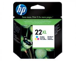 HP C9352CE Cartuccia inkjet tricromia originale alta capacità (22XL)