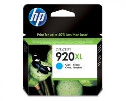 HP CD972AE Cartuccia inkjet ciano originale alta capacità (920XL)
