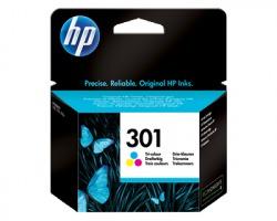 HP CH562EE Cartuccia inkjet colore originale (301)