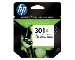 HP CH564EE Cartuccia inkjet colore originale (301XL)