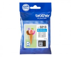 Brother LC3213C Cartuccia inkjet ciano originale