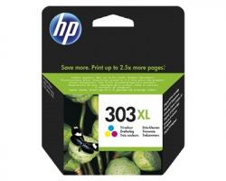 HP T6N03AE Cartuccia inkjet tricromia originale (303XL)