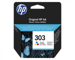 HP T6N01AE Cartuccia inkjet colore originale (303)