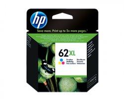 HP C2P07AE Cartuccia inkjet colore originale (62XL)