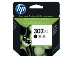 HP F6U68AE Cartuccia inkjet nero originale (302XL)