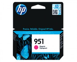 HP CN051AE Cartuccia inkjet magenta originale (951)