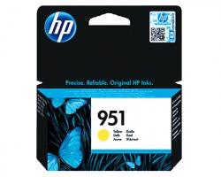 HP CN052AE Cartuccia inkjet giallo originale (951)
