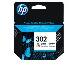 HP F6U65AE Cartuccia inkjet colore originale (302)