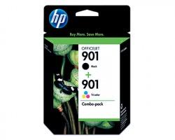 HP SD519AE Multipack inkjet nero + 3 colori orginale (901XL)