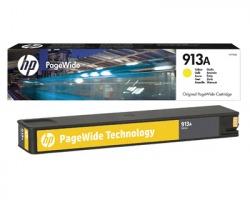 HP F6T79AE Cartuccia inkjet giallo originale (913A)