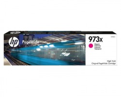HP F6T82AE Cartuccia inkjet magenta originale (973X)