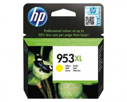 HP F6U18AE Cartuccia inkjet giallo originale (953XL)