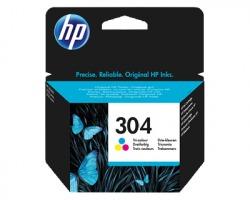 HP N9K05AE Cartuccia inkjet colore originale (304)