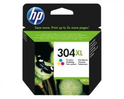HP N9K07AE Cartuccia inkjet colore originale (304XL)