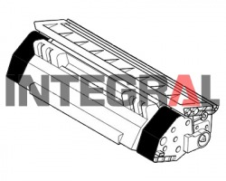 Integral TK3130 Toner nero compatibile 25.000 copie con chip + vaschetta rec.toner