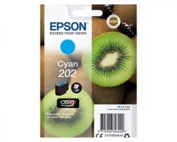 Epson 202 Cartuccia inkjet ciano originale (C13T02F24010)