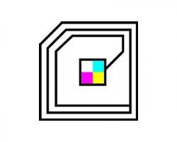 Olivetti Chip compatibile per rigenerazione per imaging unit ciano/ magenta/ giallo