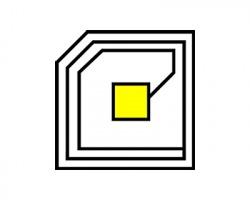 Ricoh Chip compatibile per rigenerazione toner giallo