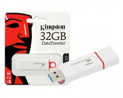 Kingston Pendrive Datatraveler G4 USB 3.0/ 2.0 32GB (DTIG4/32GB)