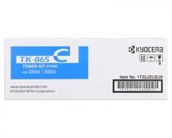 Kyocera TK865C Toner ciano originale (1T02JZCEU0)