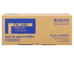 Kyocera TK340 Toner nero originale (1T02J00EU0)