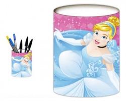 Disney Principesse Portapenne in latta da 8cm
