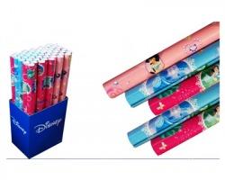 Disney Principesse Rotolo carta regalo 200x70cm - 1pz