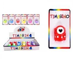 """Taglia carta a """"Timbrino"""" di varie forme in confezione blister"""
