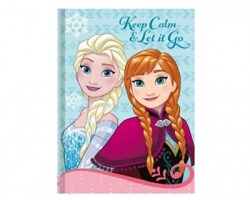 Disney Frozen Diario scuola