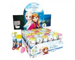 Disney Frozen Bolle di sapone da 60ml