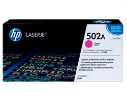 HP Q6473A Toner magenta originale (502A)