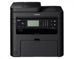 Canon i-SENSYS MF237W Multifunzione laser monocromatico con Fax A4, wireless, 23PPM (1418C109)