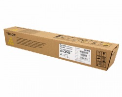 Ricoh 841818 Toner giallo originale 18.000 copie